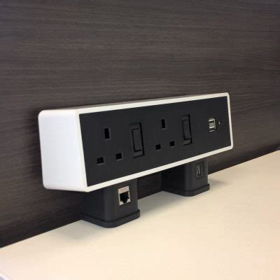 desk power and data outlets archives gromtec