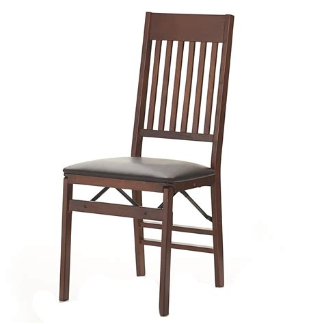 Wood Folding Chairs Costco by Cosco Products Cosco Wood Folding Chair With Vinyl Seat