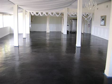 interior concrete polishing concrete staining