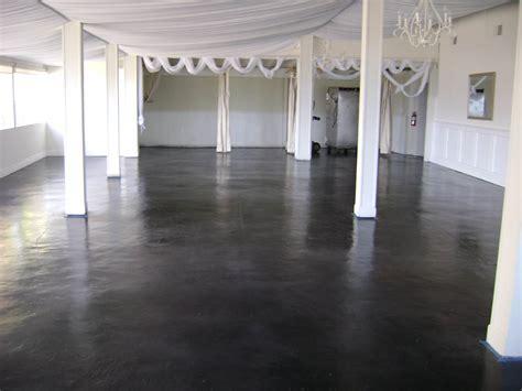 Commercial Concrete Floors