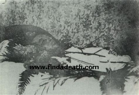 The death of oscar wilde