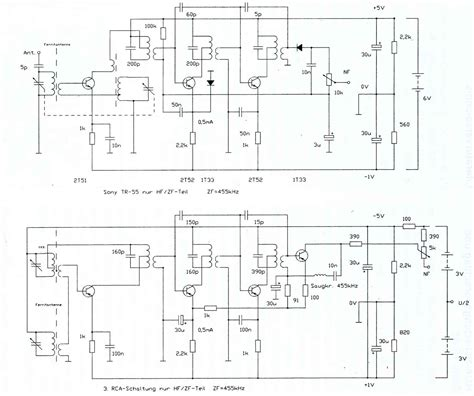 transistor n50 gt circuits gt comments on the circuits of the transistor radios l49226 next gr
