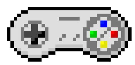 pixel art toad playing nintendo nes pixelated super snes controller pixel art maker