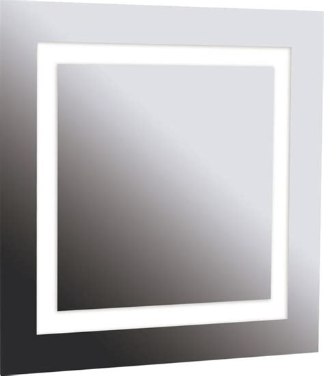 contemporary bathroom mirror contemporary destiny 28 quot square 4 light vanity mirror