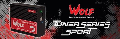 Wolf Tuner by Wolf Tuner Series Sport In Kit Wolf Ems
