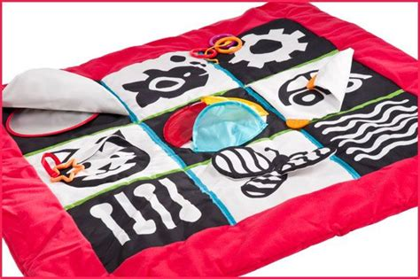 Baby Activity Quilt by Interactive Baby Quilt Quilts Activities