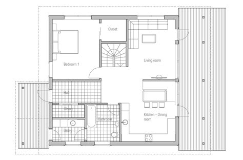 Small Cabin Plans With Basement Small Cottage House Plans Small Affordable House Plans