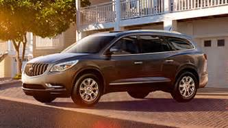 2014 Buick Suv Models Luxury Crossovers Suvs By Buick