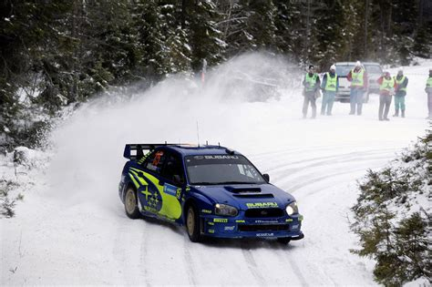 subaru rally snow wonder about snow icy deaf community
