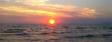 se fossi al mare ci sarei all alba e al tramonto trippando