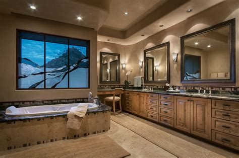 southwest bathroom decorating ideas southwest contemporary southwestern bathroom phoenix