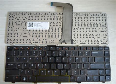 Keyboard Dell Inspiron 5420 buy laptop keyboard for dell inspiron 14r 5420 in india 79326772 shopclues