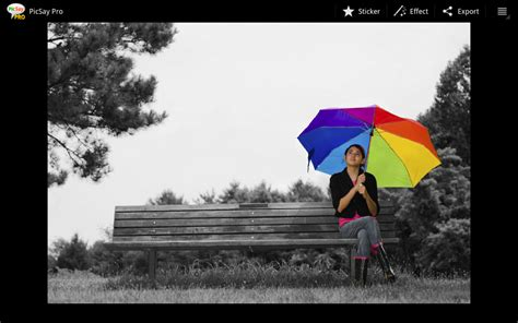 picture color editor picsay pro photo editor android apps on play