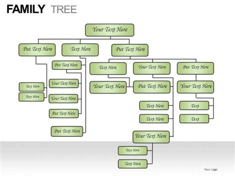 Family Tree Frame Hot Girls Wallpaper Powerpoint Family Tree