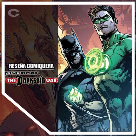 libro justice league the darkseid c 211 mics justice league the darkseid war rese 209 a dc la covacha
