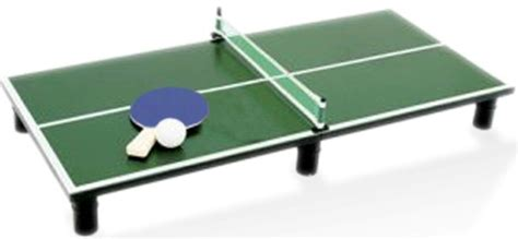 when was the table invented who invented table tennis