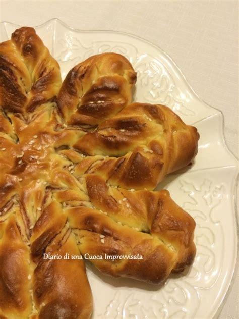 fiore di brioche salato fiore di pan brioche salato