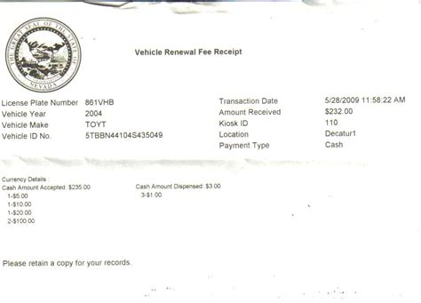 toyota payment account lic payment receipt