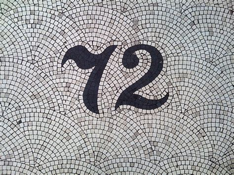 mosaic numbers pattern 41 best images about mosaic lettering and signs on