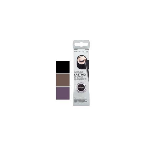 Maybelline Eyeliner Gel maybelline eyestudio lasting drama gel eyeliner 24h