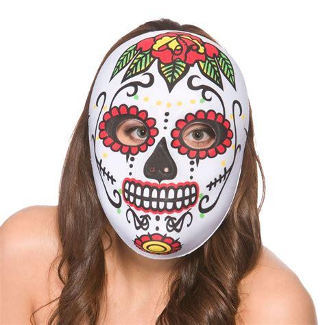day of the dead sugar skull halloween mask halloween mexican zombie sugar skull day of the dead fancy