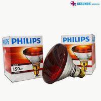Bohlam Lu Infrared Philips bohlam lu infrared philips toko medis jual alat kesehatan