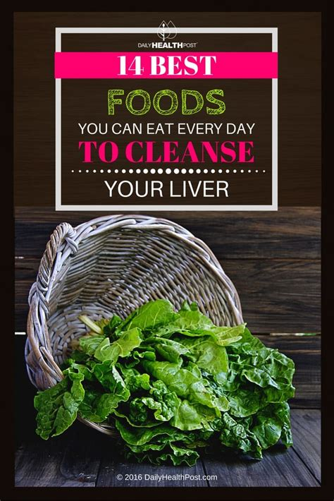Foods You Can Eat To Detox Your by 14 Best Foods You Can Eat Every Day To Cleanse Your Liver