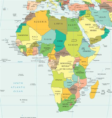2 africa map central africa map quiz