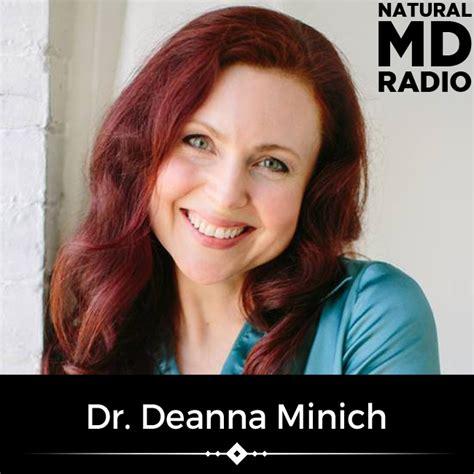 The Detox Deanna Minich by Deanna Minich Whole Detox