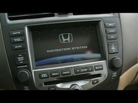 auto air conditioning repair 2007 honda accord navigation system 2007 honda accord exl navigation automatic sedan excellence cars direct youtube