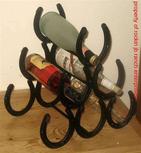how to make a horseshoe wine rack best 25 horseshoe wine rack ideas on pinterest horse