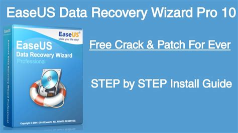 EaseUS Data Recovery Wizard 9.5.0 Professional Key ? All Crack Software