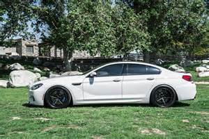 Bmw M6 Rims Bmw M6 Gran Coupe Looks Cool On Forgiato Rims