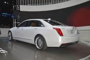 Cadillac Comparison Mt Editors Compare Lincoln Continental Concept Cadillac