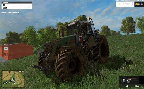 Grote Ls by Fendt 936 Tractor Ls 15 Farming Simulator 2015 15 Mod