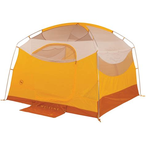 Big Agnes Big House 4 by Big Agnes Big House 4 Deluxe Tent Eastern Mountain Sports