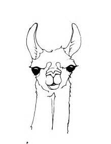 llama coloring pages llama maggie s earth adventures