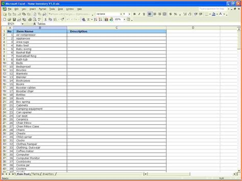 computer inventory spreadsheet laobingkaisuo com