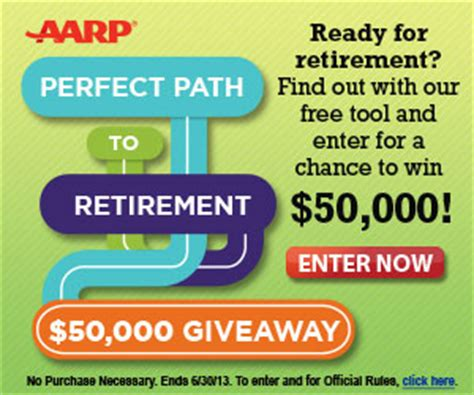 aarp printable grocery coupons perfect path to retirement enter to win 50 000