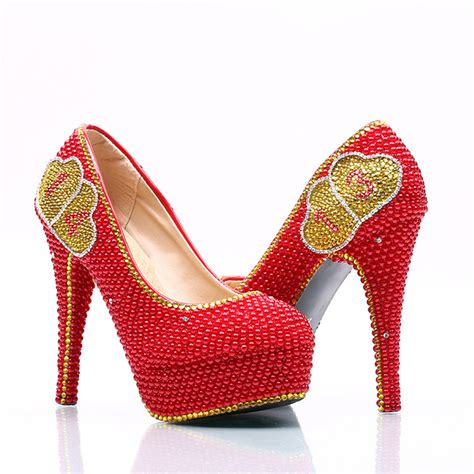 popular gold prom shoes buy cheap gold prom shoes lots