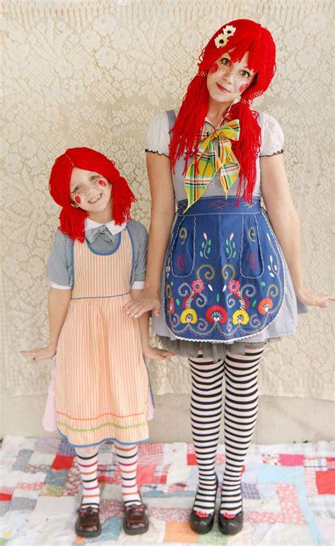 Costume Handmade - handamde rag doll costume really awesome costumes