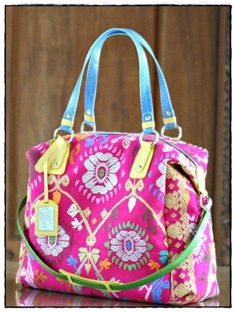 Bali Batik Bag songket bali bag by kunthi batik batik tenun