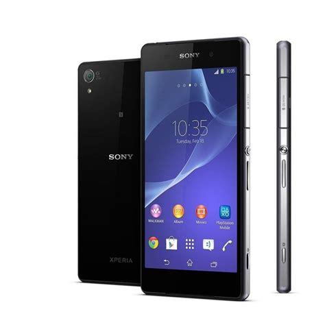 Sony Xperia Z2 Segel Resmi sony xperia z2 d6503 4g 16gb unlocked smartphone black ebay