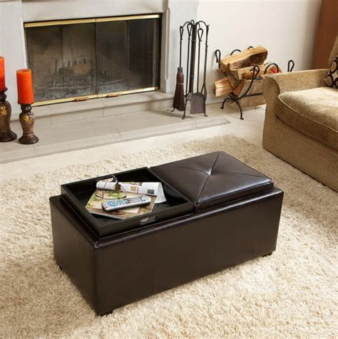 leather tray for coffee table leather coffee table design images photos pictures