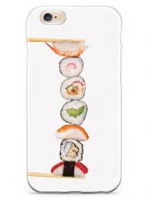 Sushi A1438 Iphone 6 6s sushi rolls food for iphone 6 6s inspired cases