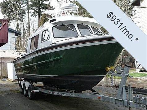aluminum pilothouse fishing boats for sale test