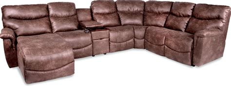 Who Sells Sofas by La Z Boy Six Power Reclining Sectional With