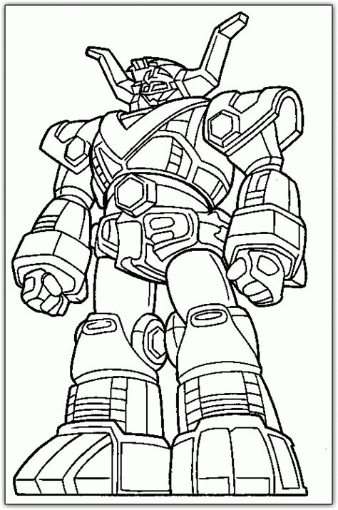 power rangers robot coloring pages power rangers coloring pages coloringpagesabc com
