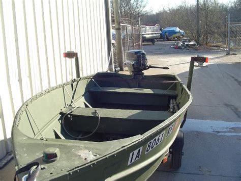 used flat bottom boats for sale in arkansas arkansas traveler v hull aluminum boats used in rock