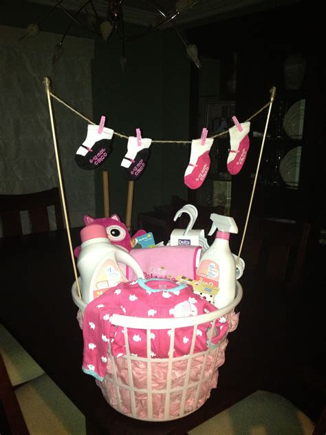 Gift Baskets For Baby Shower by Laundry Basket Baby Shower Gift Baby Gifts
